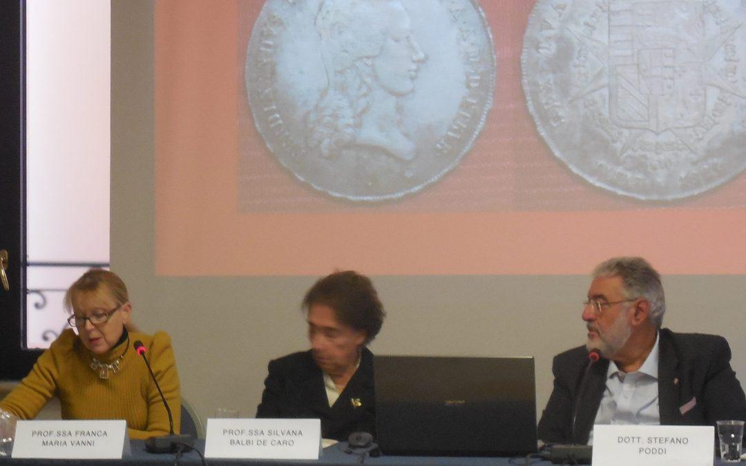 VIDEO -Prof.ssa Franca Maria Vanni – La cartamoneta in Toscana, prima dell'Unità d'Italia