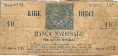 DE LA RUE, LA TIPOGRAFIA INGLESE NELLA STORIA DELLE BANCONOTE ITALIANE