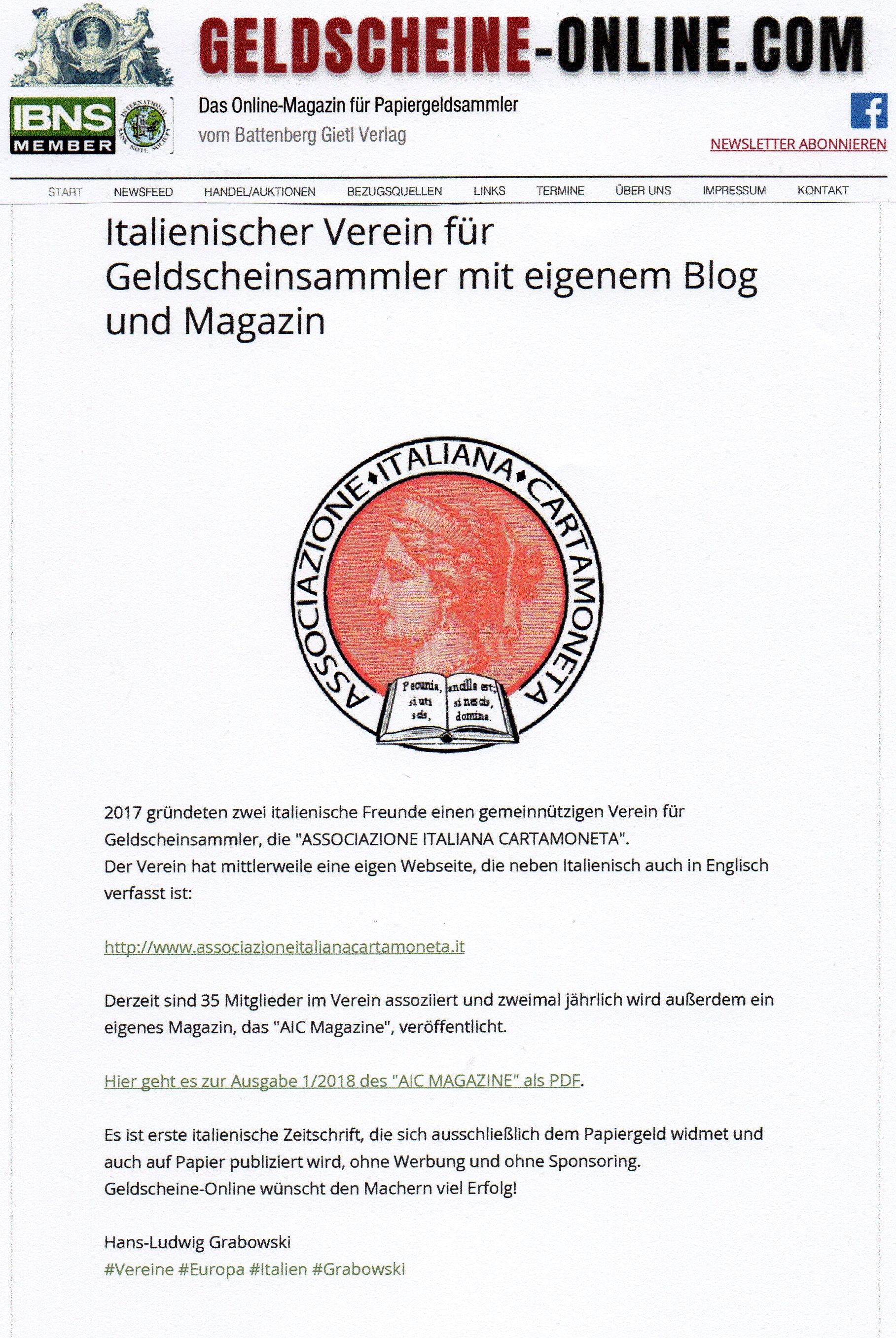 GELDSCHEINE-ONLINE.COM