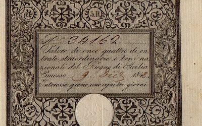 """CHARTA NUMMARIA – """"Caute persolvère chartis"""" Strumenti finanziari con funzione monetaria: origini, struttura e caratteri"""